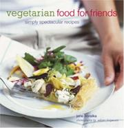 Vegetarian Food for Friends PDF
