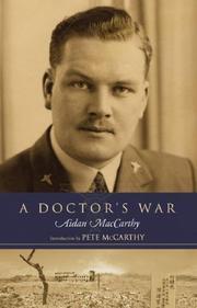 Doctors War PDF