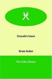 Dracula's Guest PDF