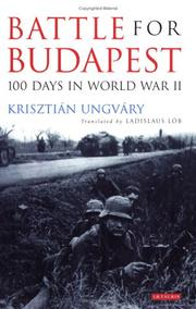 Battle for Budapest PDF