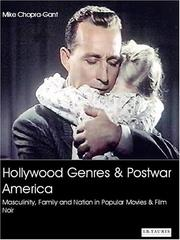 Hollywood genres and postwar America by Mike Chopra-Gant
