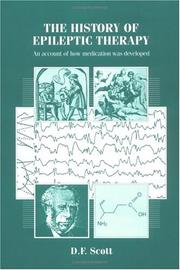 The history of epileptic therapy by Donald F. Scott