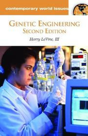 Genetic Engineering (Contemporary World Issues) PDF