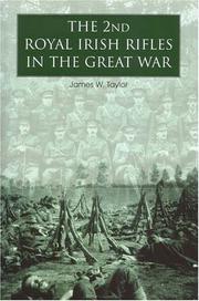 The 2nd Royal Irish Rifles in the Great War PDF
