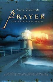 Prayer by Jack R. Taylor