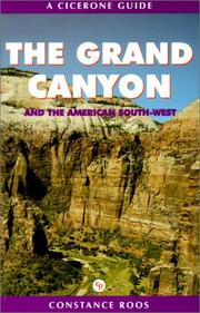 The Grand Canyon and the American Southwest by Constance Roos