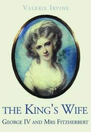 The king's wife by Valerie Irvine