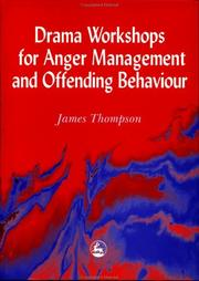 Drama Worshops for Anger Management and Offending Behaviour PDF
