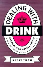 Dealing with drink PDF