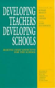 Developing teachers, developing schools