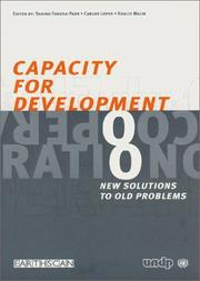 Capacity for Development