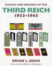Badges and insignia of the Third Reich, 1933-1945 PDF