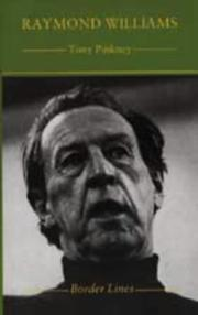 Raymond Williams by Tony Pinkney
