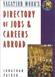 Peterson's the Directory of Jobs and Careers Abroad PDF