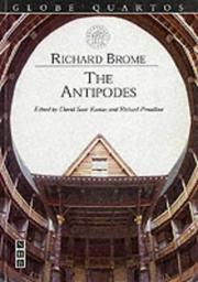 The antipodes by Richard Brome