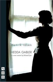 Cover of: Hedda Gabler by Henrik Ibsen