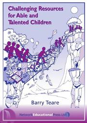 Challenging Resources For Able And Talented Children (Practical Resource Books for Teachers) PDF