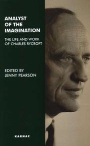Analyst of the Imagination PDF