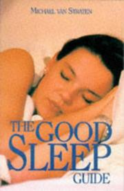 The good sleep guide by Michael Van Straten