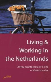 Living & Working in the Netherlands PDF