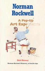 Norman Rockwell by Bob Hersey