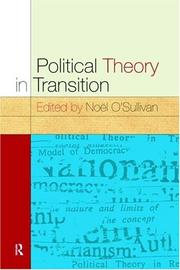 Political Theory in Transition PDF