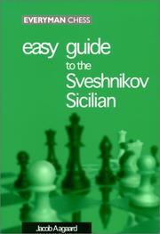 Easy Guide to the Sveshnikov Sicilian (Easy Guide) PDF