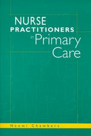 Nurse practitioners in primary care PDF
