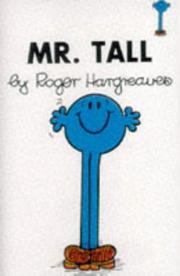 Mr.Tall (Mr Men) PDF