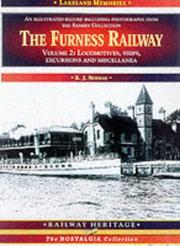 The Furness Railway (Lakeland Memories) by K.J. Norman