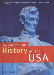 The rough guide history of the USA by Greg Ward