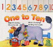 One to Ten (Toddlers Counting Books)