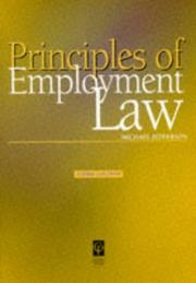 Principles Of Employment Law PDF