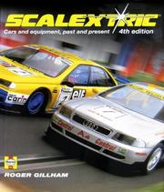 Scalextric by Roger Gillham