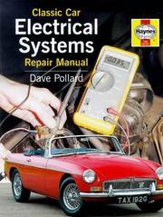Classic car electrical systems repair manual PDF