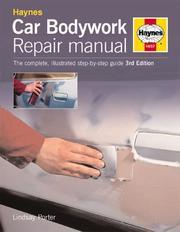 The car bodywork repair manual PDF