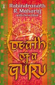 Death of a guru by Rabindranath R. Maharaj