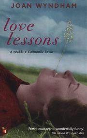 Love Lessons PDF