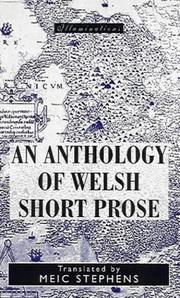 An Anthology of Welsh Short Prose PDF