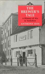 The brewer's tale by Anthony Avis