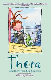Thora and the Green Sea-Unicorn PDF