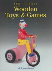Fun to make wooden toys & games PDF
