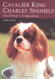 Cavalier King Charles Spaniels by John Evans