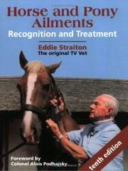 Horse and Pony Ailments by Eddie Straiton