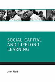 Social capital and lifelong learning PDF