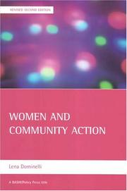 Women And Community Action PDF