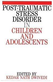 Post-Traumatic Stress Disorder in Children and Adolescents PDF