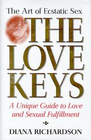 The love keys by Diana Richardson