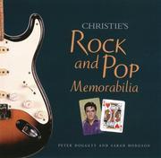 Christie's Rock and Pop Memorabilia PDF