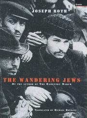 The Wandering Jews by Joseph Roth